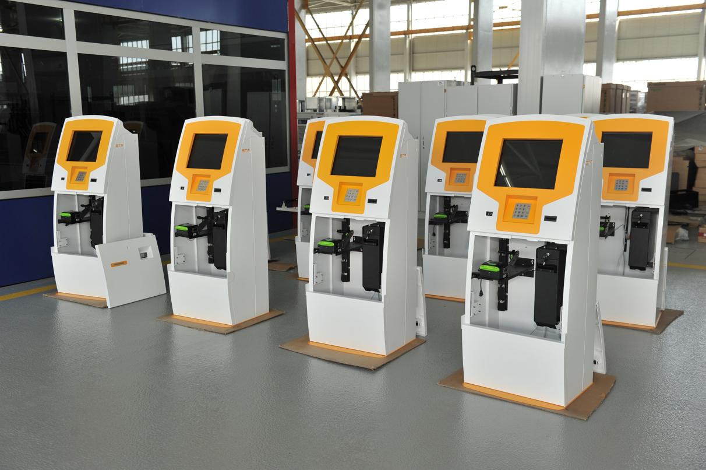 XOT-V1 bilet terminalı